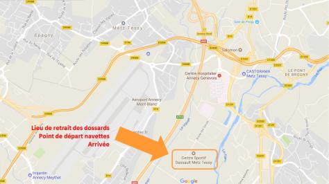 Plan Complexe Dassault