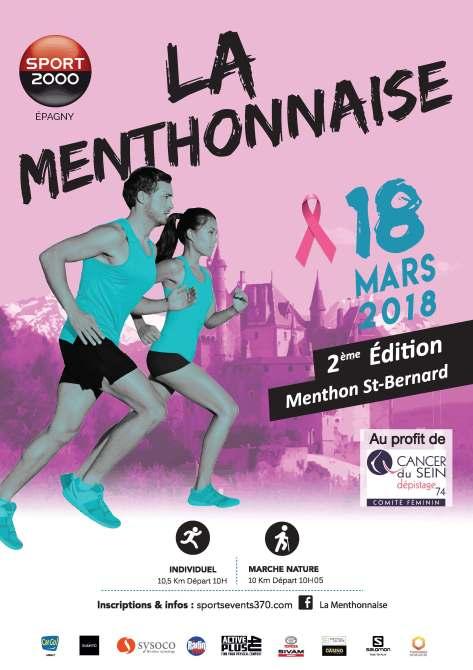 La Menthonnaise A4